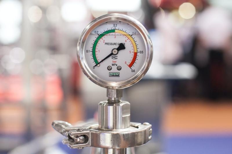 Wat is de maximale druk van een compressor